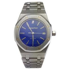 Audemars Piguet 14790ST Royal Oak YVES KLEIN Blue Dial 36mm Watch
