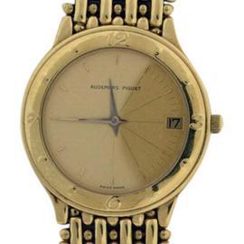 Audemars Piguet Classique 18K Yellow Gold 34mm Watch