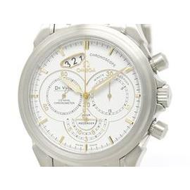Omega De Ville 422.10.41.50.04.001 Stainless Steel with White Dial 41mm Mens Watch