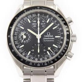 Omega Speedmaster 3520 50 Steel Automatic 39mm Mens Watch