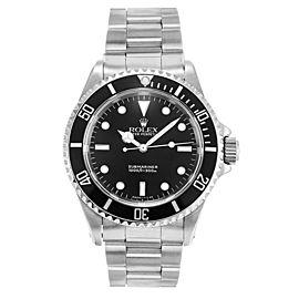 Rolex Steel Submariner 14060 Mens Watch