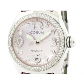 Corum Bubble 082.157.47 Stainless Steel Automatic 45mm Mens Watch