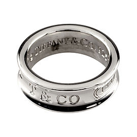 Tiffany & Co. 925 Sterling Silver Ring Size 4.75