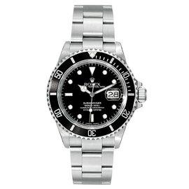 Rolex Submariner 16610 Steel Mens Watch