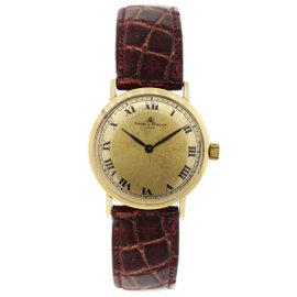 Baume & Mercier 14kt Yellow Gold Mechanical Watch