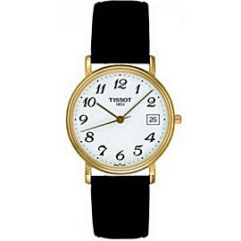 Tissot T52.5.421.12 Gold Tone Stainless Steel 34mm Mens Watch