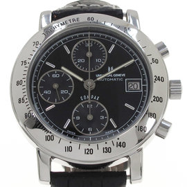 Universal Geneva 898.400 Stainless Steel Automatic 39mm Mens Watch