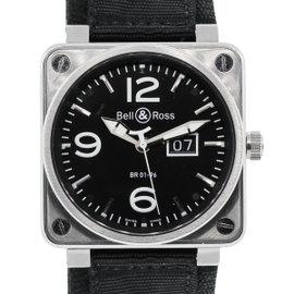 Bell & Ross BR0196 Aviation Black Dial Watch