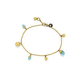 Dancing in the Rain Gold 18kt Bracelet
