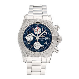 Breitling Avenger II A1338111/C870SS Automatic Chronograph Stainless Steel Automatic 43mm Men's Watch