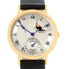 Breguet Classique 3137 18K Yellow Gold Automatic 36mm Mens Watch