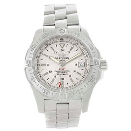 Breitling Colt A17380 Automatic Stainless Steel 41mm Mens Watch