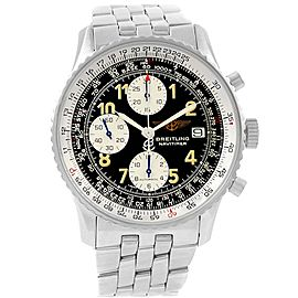 Breitling Navitimer II A13022 Stainless Steel Automatic 41.5mm Mens Watch