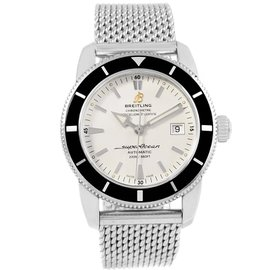 Breitling Superocean Heritage A17321 Stainless Steel 42mm Automatic Mens Watch