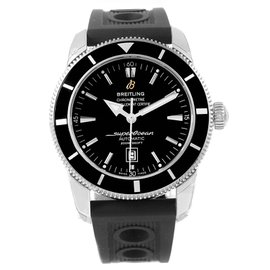 Breitling Superocean Heritage A17320 Rubber Automatic 42mm Mens Watch
