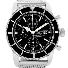 Breitling SuperOcean A13320 Stainless Steel Automatic 46mm Mens Watch