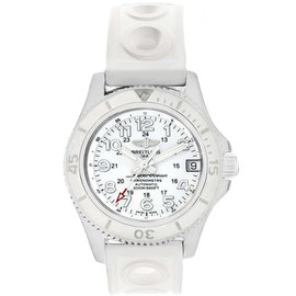 Breitling Superocean II A17312S2/A775/230S Stainless Steel Automatic 36mm Womens Watch