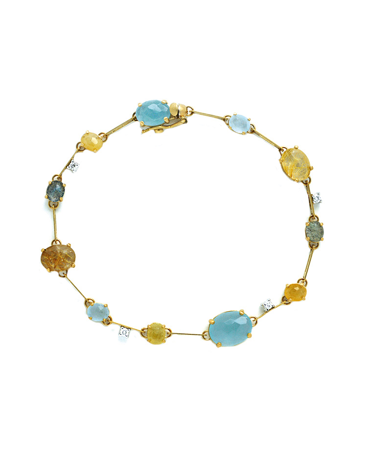 "Image of ""Ipanema Gold 18kt Bracelet"""