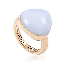 Bucherer 18K Rose Gold Chalecdony Ring