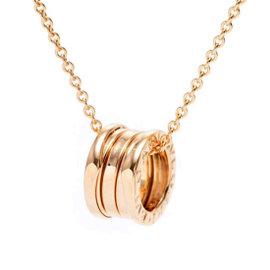 Bulgari B-Zero 1 18K Yellow Gold Necklace