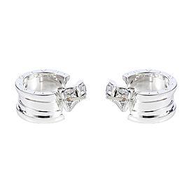 Bulgari B. Zero 1 18K White Gold Earrings OR851272