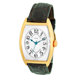 Franck Muller Master of Complication Chronometro 18K Yellow Gold Mens Watch