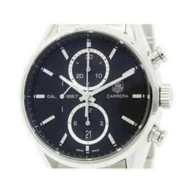 Tag Heuer Carrera CAR2110 Chronograph Automatic Stainless Steel 42mm Watch