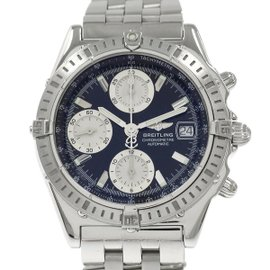Breitling Chronomat A13352 Stainless Steel Automatic 38mm Mens Watch