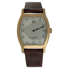 Patek Philippe Jump Hour 3969R 18K Rose Gold Watch