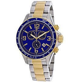 Oceanaut Baltica Tow-Tone Stainless Steel 42 mm Watch