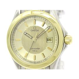 Omega Seamaster 2311.11 Stainless Steel and 18K Yellow Gold 36mm Mens Watch