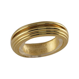 Piaget G34P75 18K Yellow Gold Ring Size 6.25