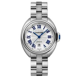 Cartier Cl_ de Cartier Stainless Steel Ladies Watch on Bracelet WSCL0005