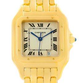 Cartier Panthere W25028B6 18K Yellow Gold 26mm Unisex Watch