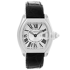 Cartier Roadster W62016V3 Stainless Steel Quartz 30mm Womens Watch