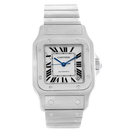 Cartier Santos Galbee W20098D6 Stainless Steel Automatic 32mm Unisex Watch