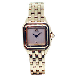 Cartier Panthere 18K Yellow Gold 22mm Watch