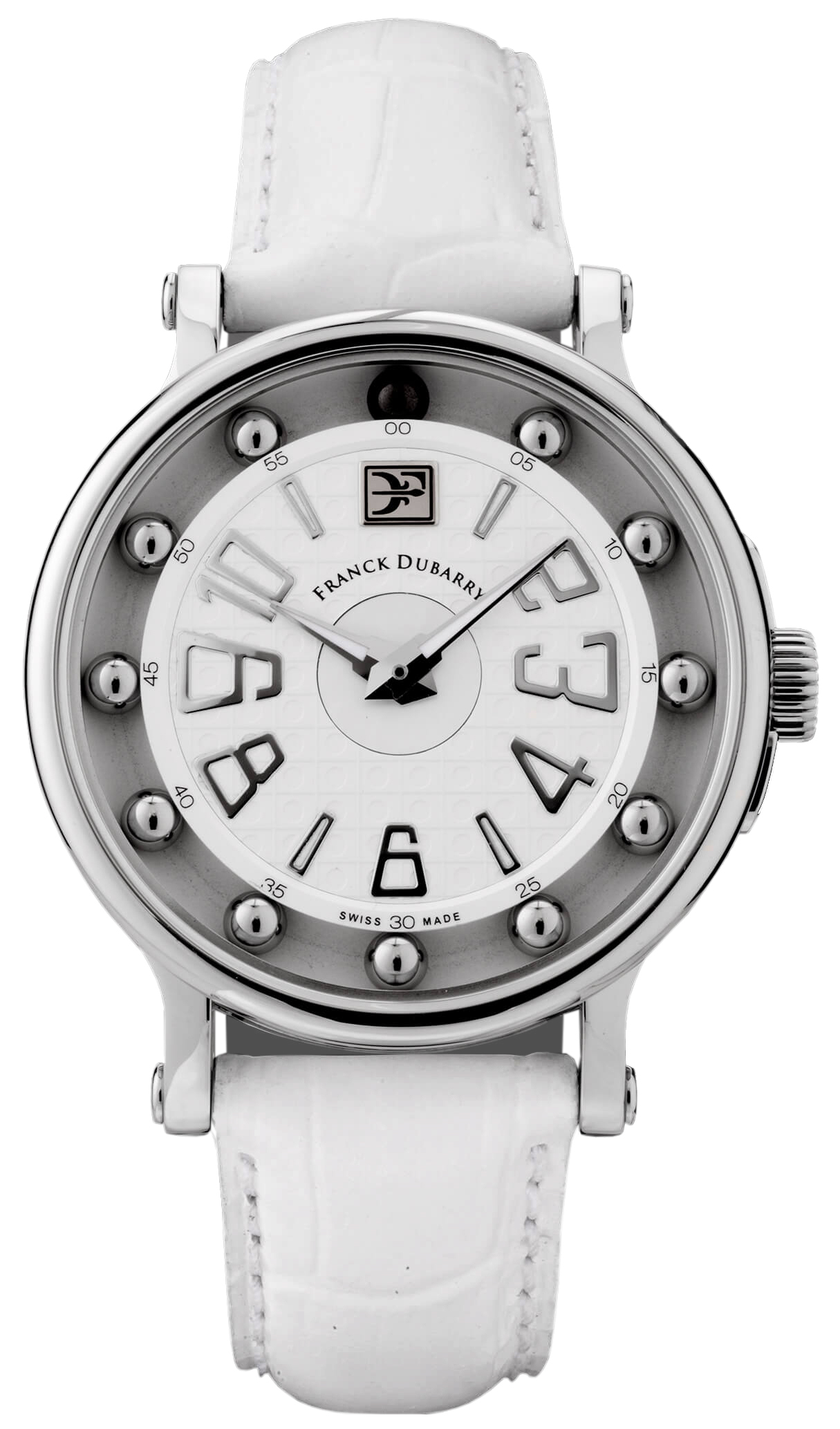 "Image of ""Franck Dubarry Crazy Ball Cb-01-01 42 mm Watch"""