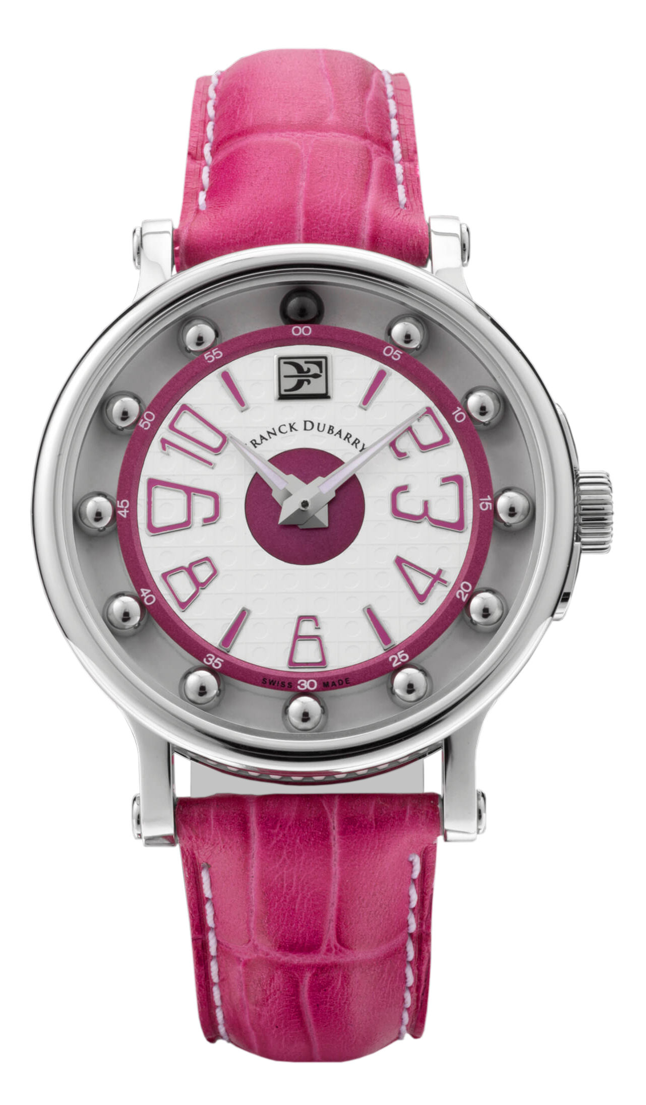 "Image of ""Franck Dubarry Crazy Ball Cb-01-03 42 mm Watch"""