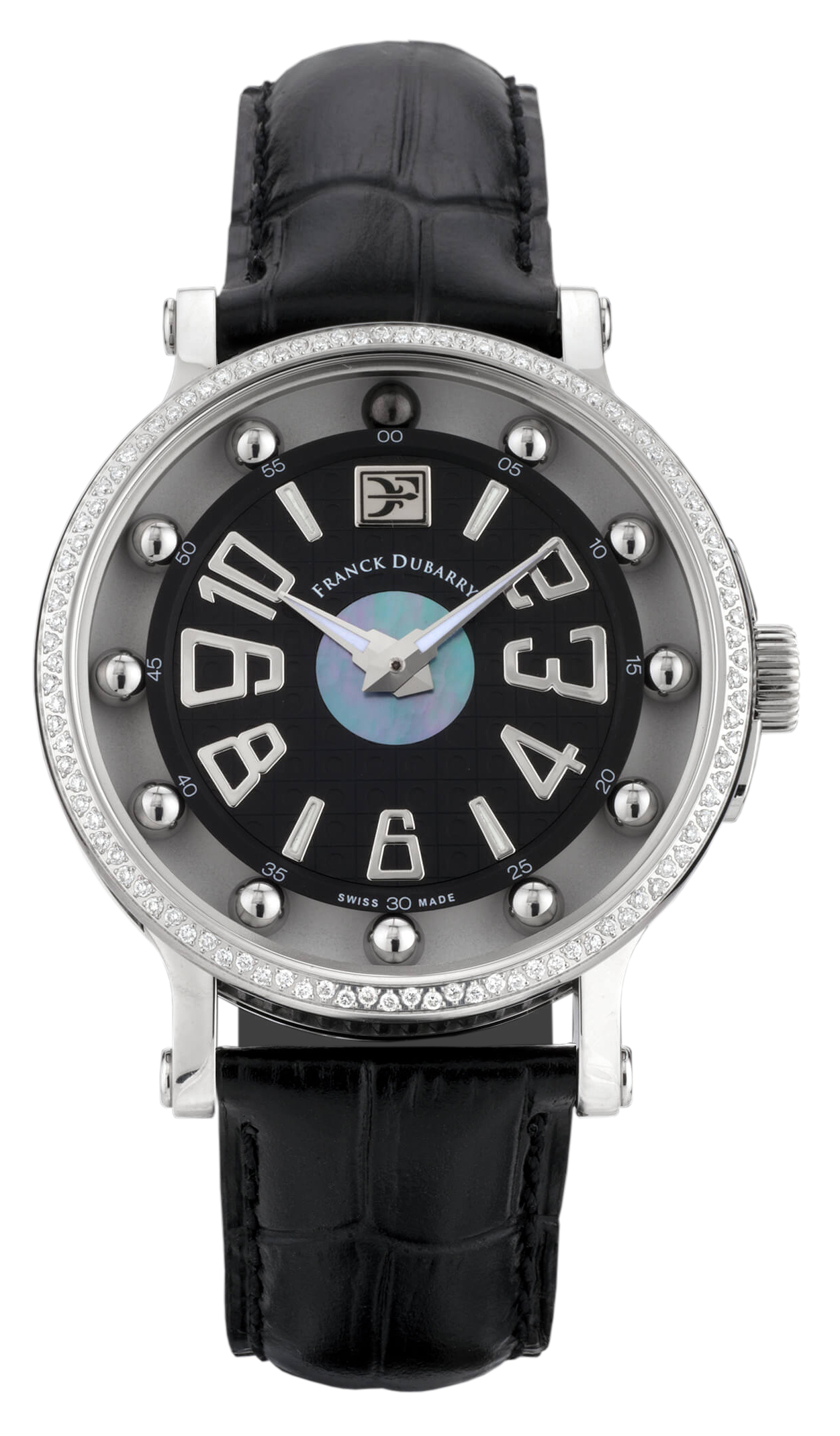 "Image of ""Franck Dubarry Crazy Ball Cb-03-07 42 mm Watch"""