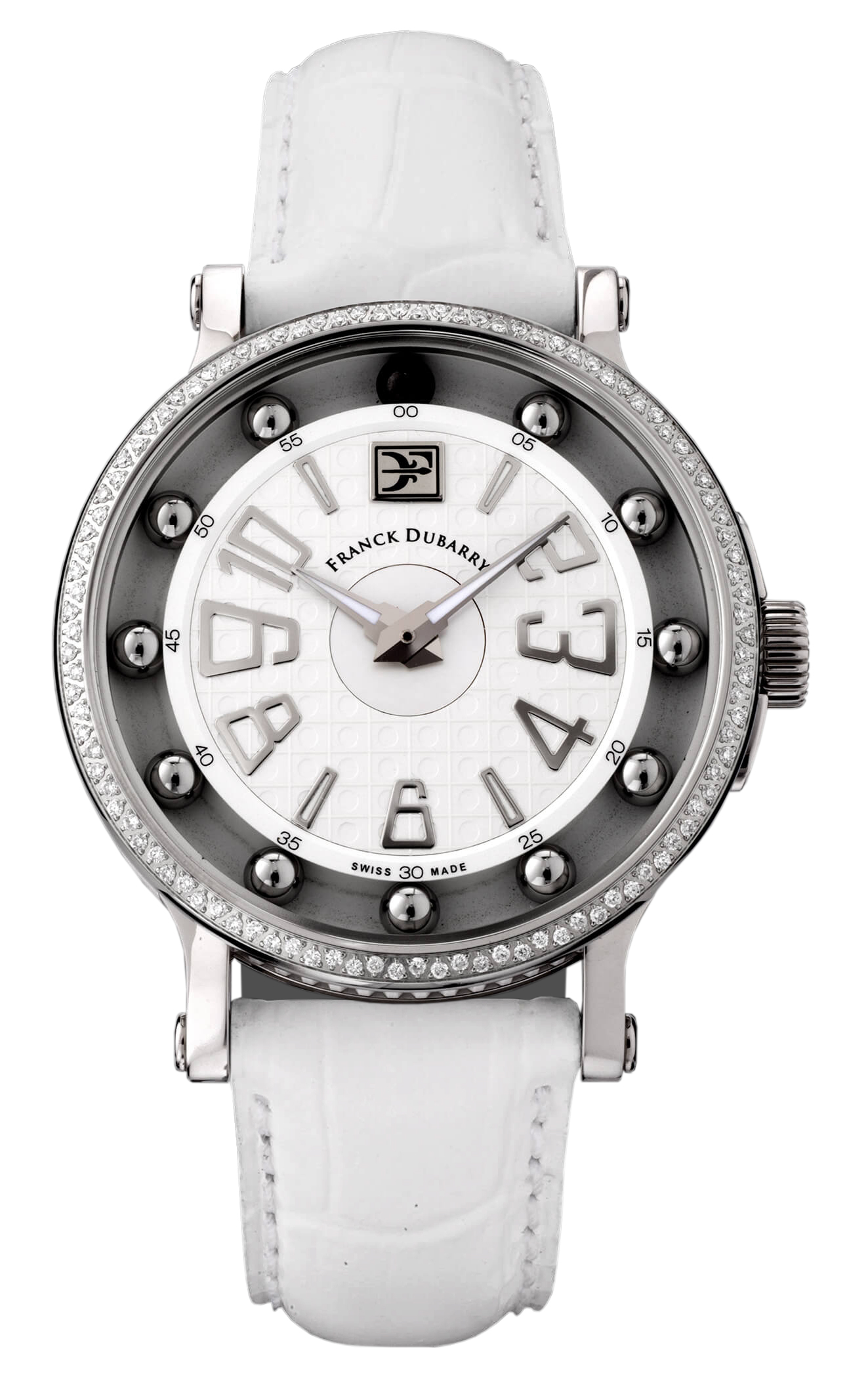 "Image of ""Franck Dubarry Crazy Ball Cb-03-08 42 mm Watch"""