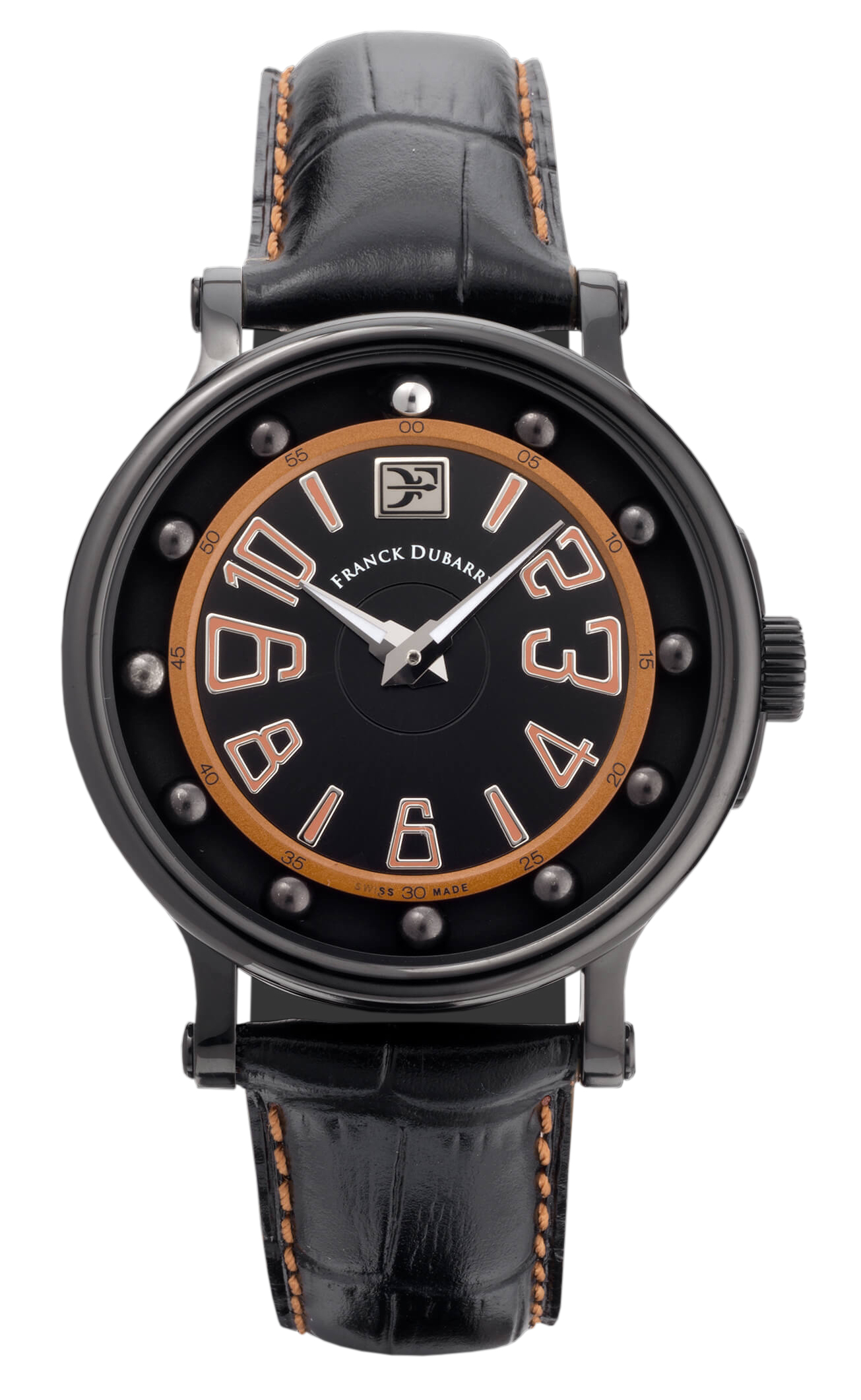 "Image of ""Franck Dubarry Crazy Ball Cb-04-03 42 mm Watch"""