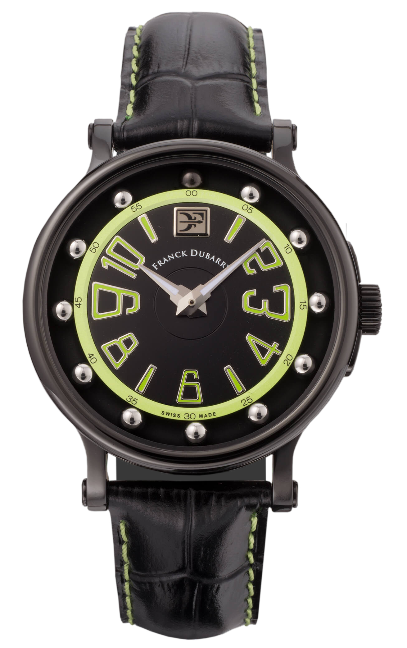 "Image of ""Franck Dubarry Crazy Ball Cb-04-05 42 mm Watch"""