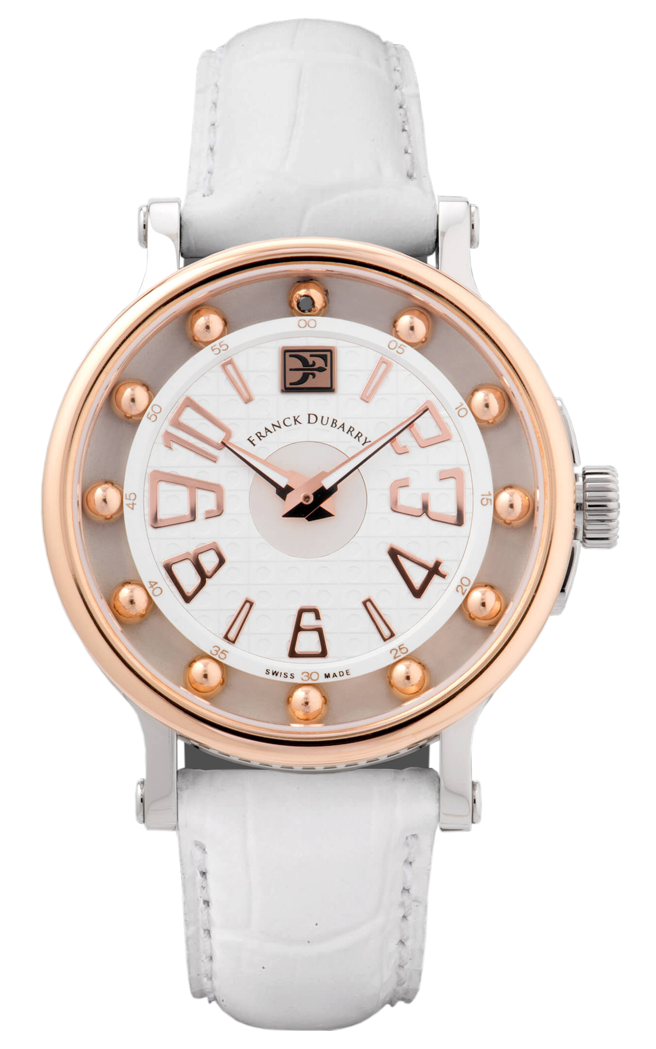 "Image of ""Franck Dubarry Crazy Ball Cb-06-01 42 mm Watch"""