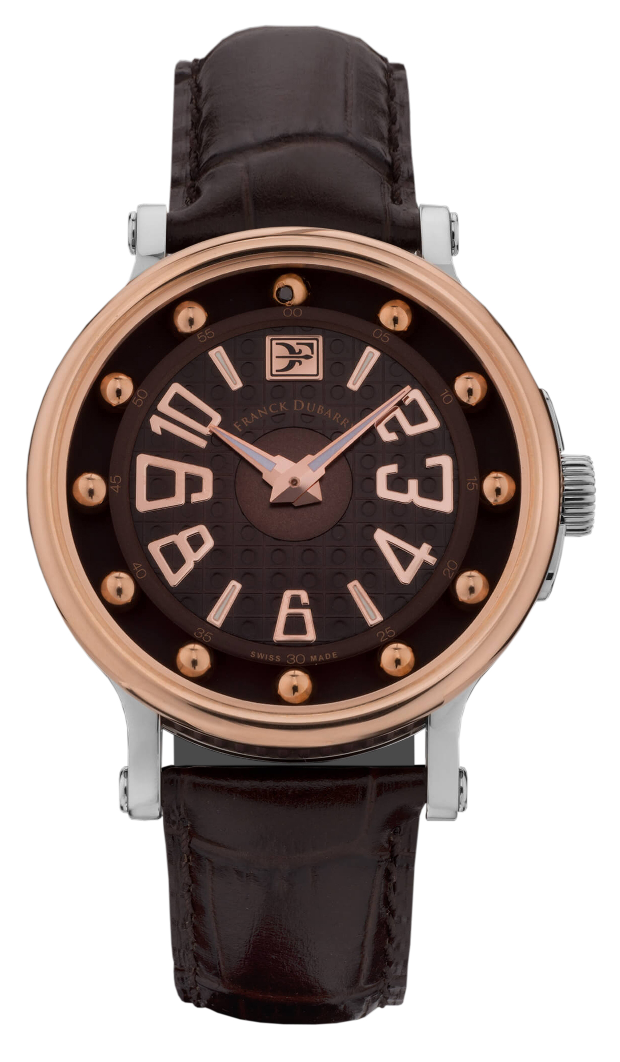 "Image of ""Franck Dubarry Crazy Ball Cb-06-03 42 mm Watch"""
