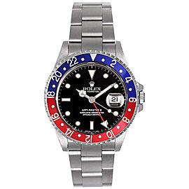 Rolex GMT-Master II 16710 Blue/Red Pepsi Watch