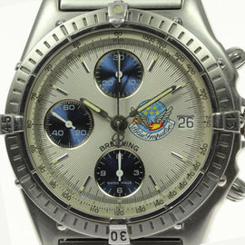 Breitling Chronomat A13048 Stainless Steel 39mm Automatic Mens Watch