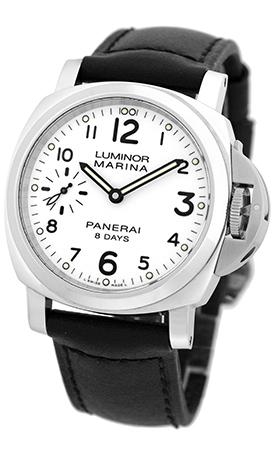 """Image of """"Panerai Luminor Marina 8 Days PAM 563 Stainless Steel 44mm Watch"""""""