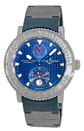 "Image of ""Ulysse Nardin 1846 Maxi Marine Stainless Steel Automatic 40mm Mens"""