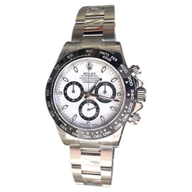 Rolex Daytona Cosmograph 116500LN Stainless Steel & Ceramic Mens Watch